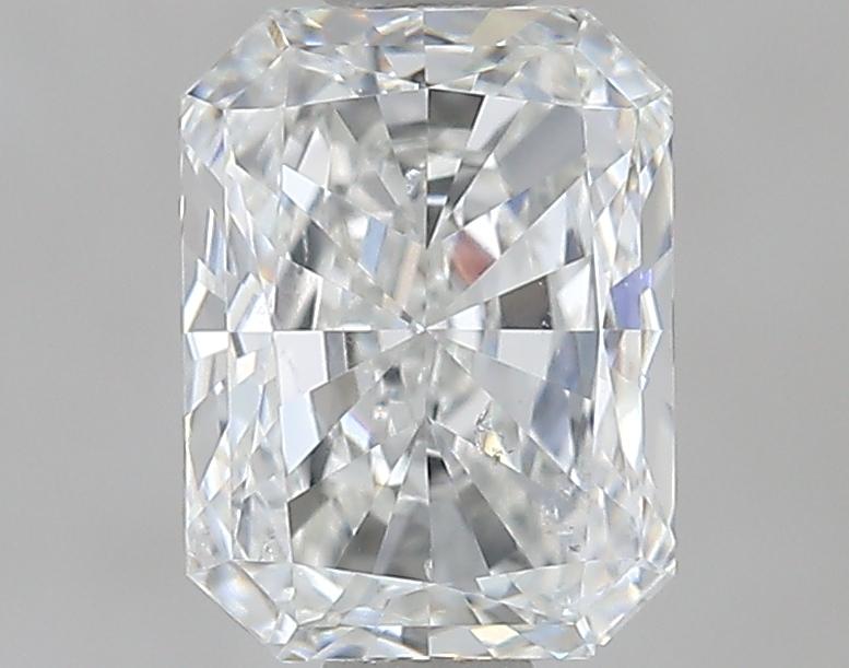 1.02 ct Radiant Diamond : G / SI1