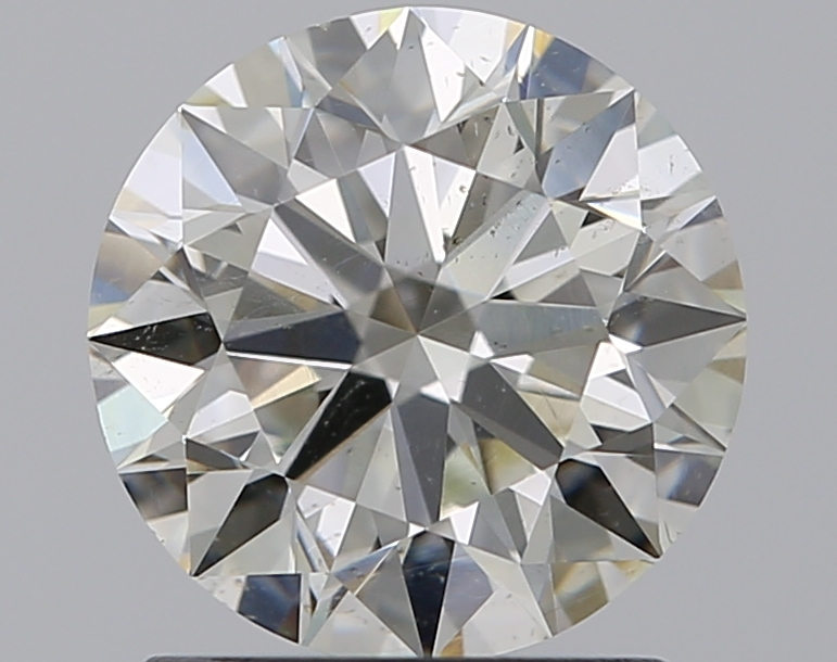 1.29 ct Round Diamond : L / SI2