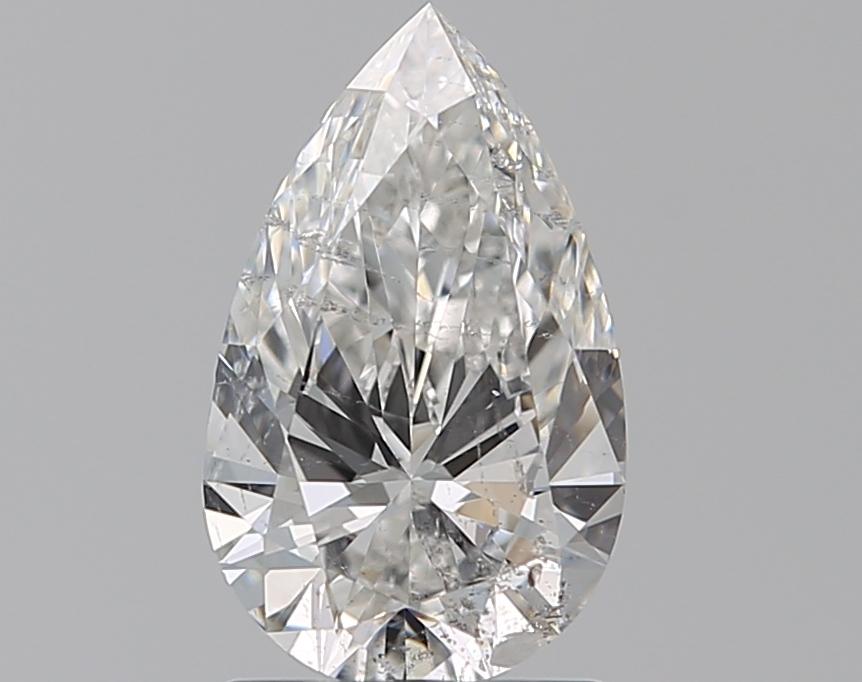 1.20 ct Pear Shape Diamond : F / SI2