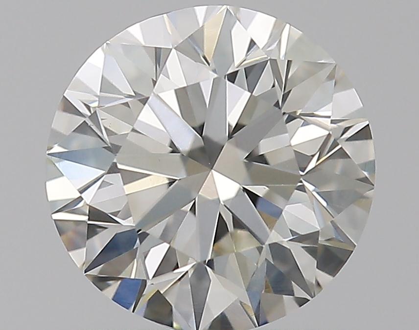 0.90 ct Round Diamond : J / SI1
