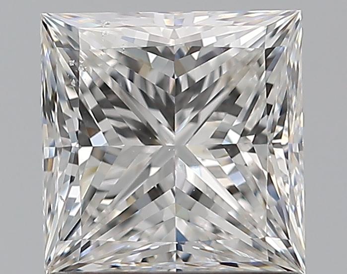1.03 ct Princess Cut Diamond : E / SI1