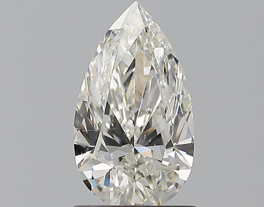 1.00 ct Pear Shape Diamond : I / SI1