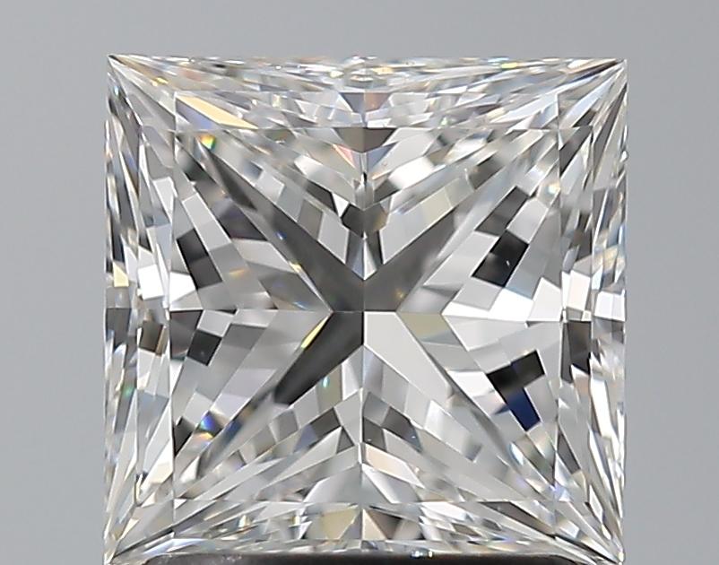 1.70 ct Princess Cut Diamond : F / VS1