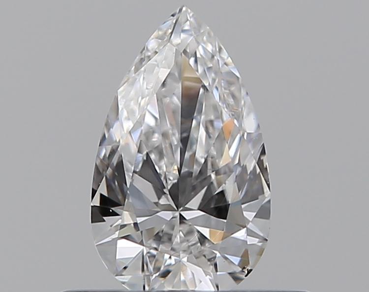 0.31 ct Pear Shape Diamond : D / VS2