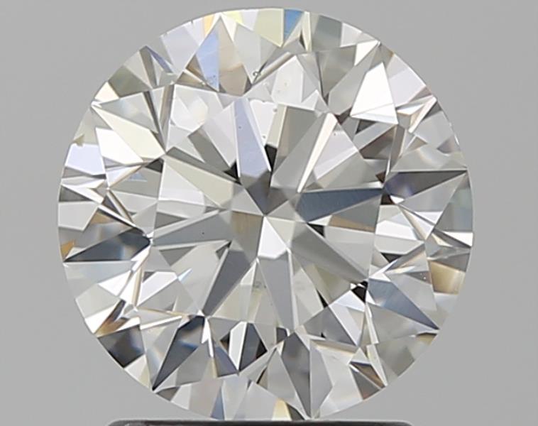 1.60 ct Round Diamond : I / SI1