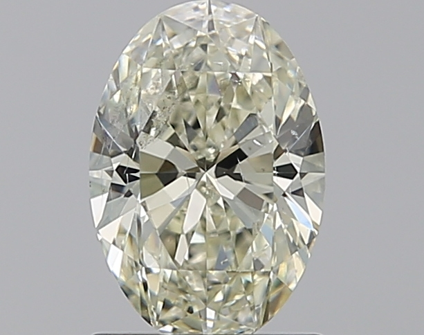 1.01 ct Oval Diamond : K / I1