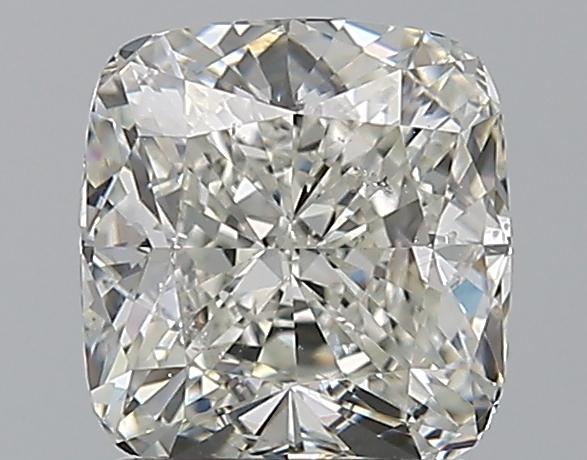 1.70 ct Cushion Cut Diamond : I / SI2