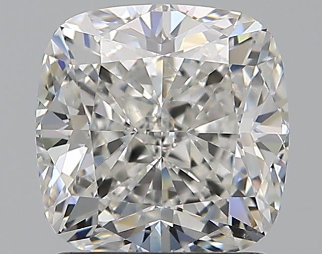1.61 ct Cushion Cut Diamond : G / SI1