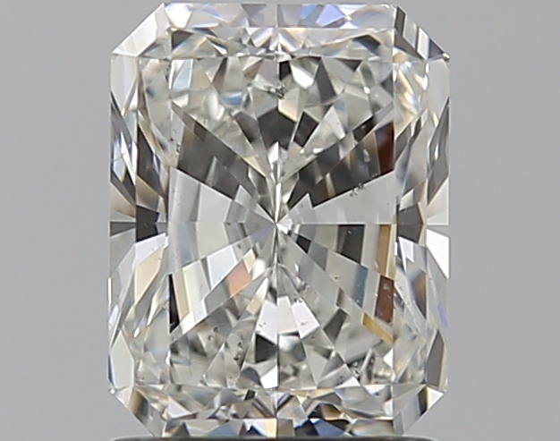 1.50 ct Radiant Diamond : H / SI1