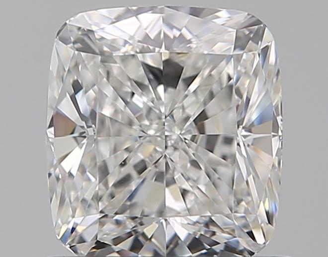 0.89 ct Cushion Cut Diamond : G / VS1