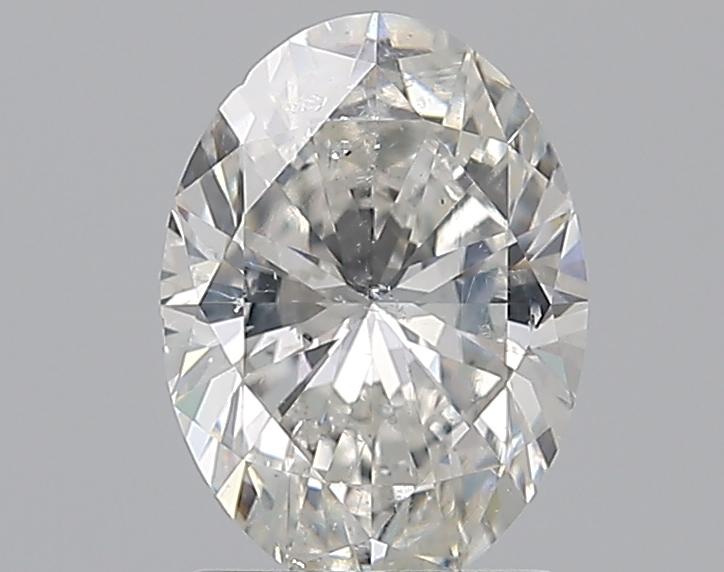1.50 ct Oval Diamond : H / SI2