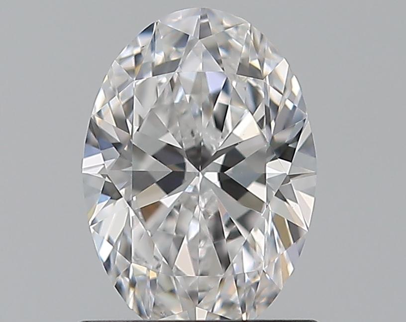 0.80 ct Oval Diamond : D / VS1