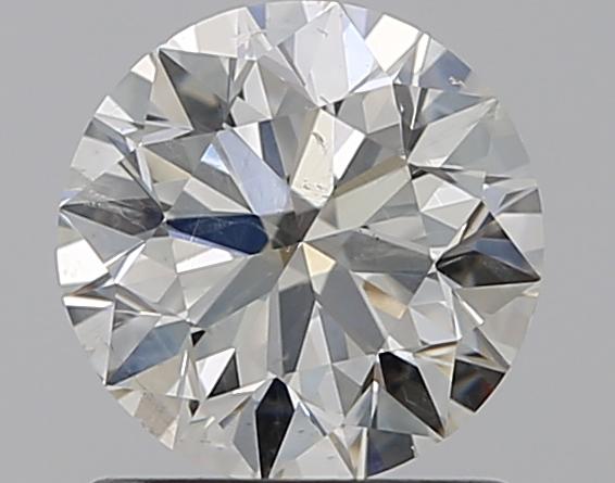 1.01 ct Round Diamond : J / SI2