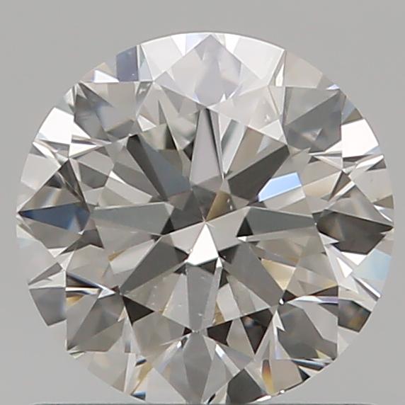 0.80 ct Round Diamond : F / VVS2
