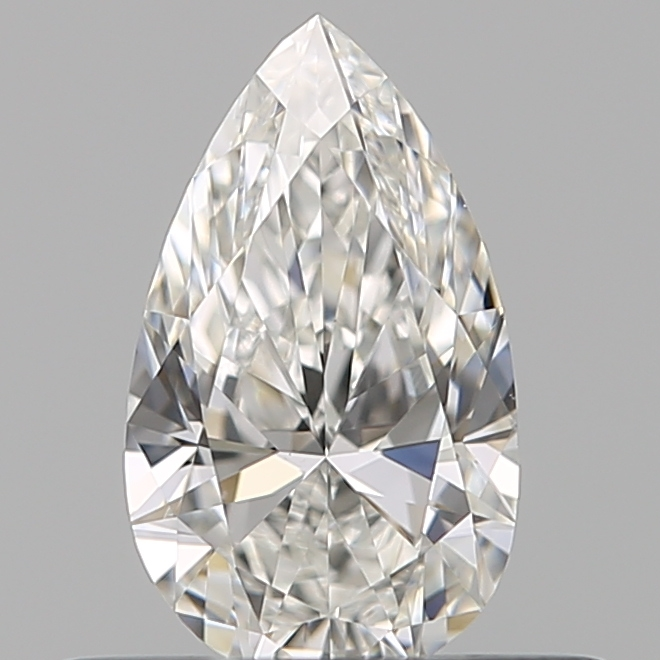 0.40 ct Pear Shape Diamond : G / VS1