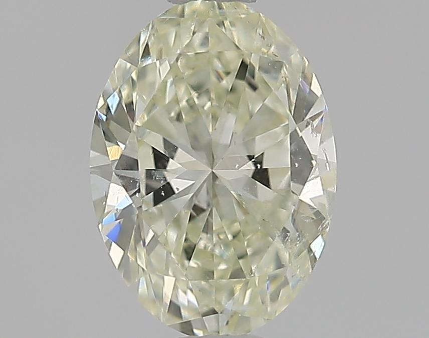 0.96 ct Oval Diamond : M / SI2