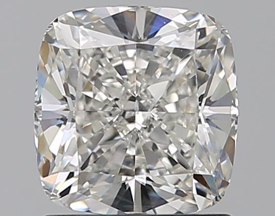 1.21 ct Cushion Cut Diamond : H / SI1
