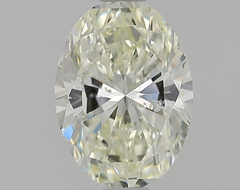1.01 ct Oval Diamond : L / SI2