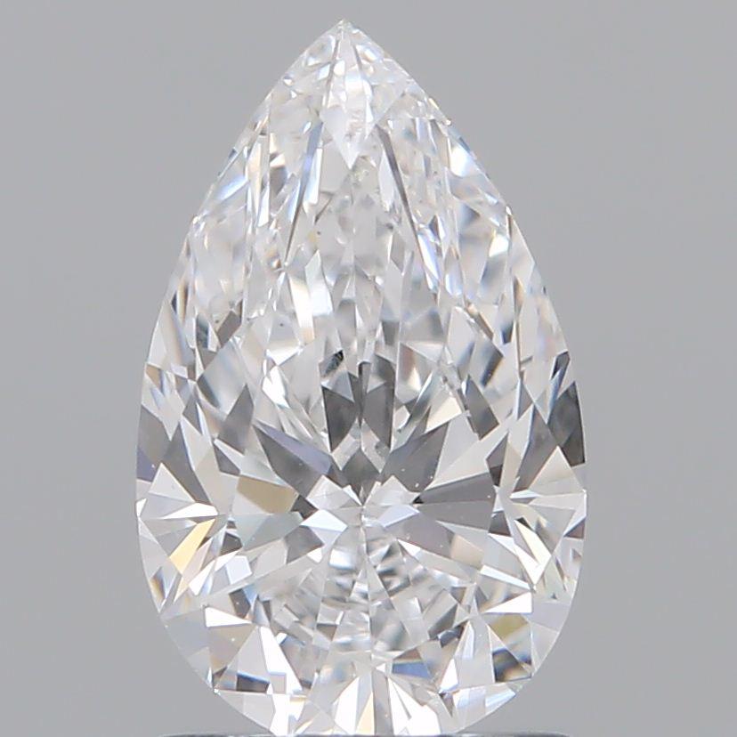 1.01 ct Pear Shape Diamond : D / VS1
