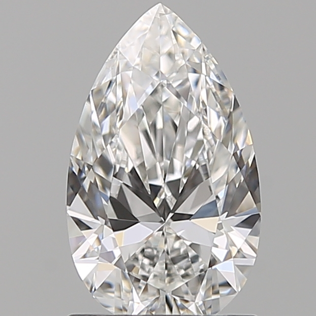 1.00 ct Pear Shape Diamond : F / VVS1