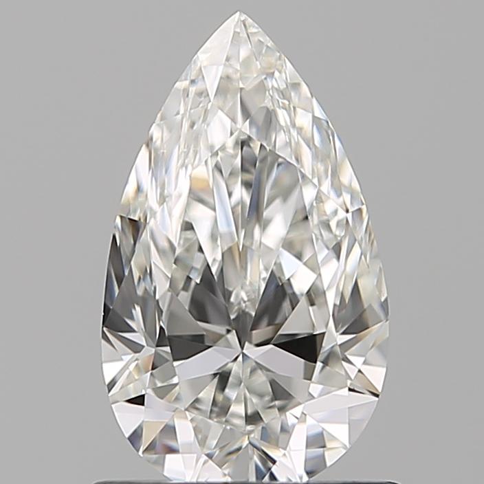 0.77 ct Pear Shape Diamond : G / VS1