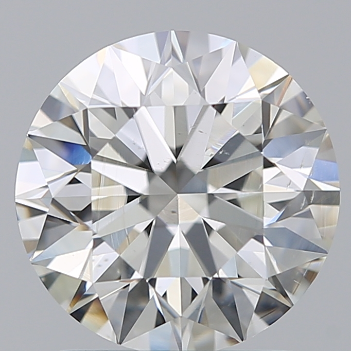 1.42 ct Round Diamond : I / SI1