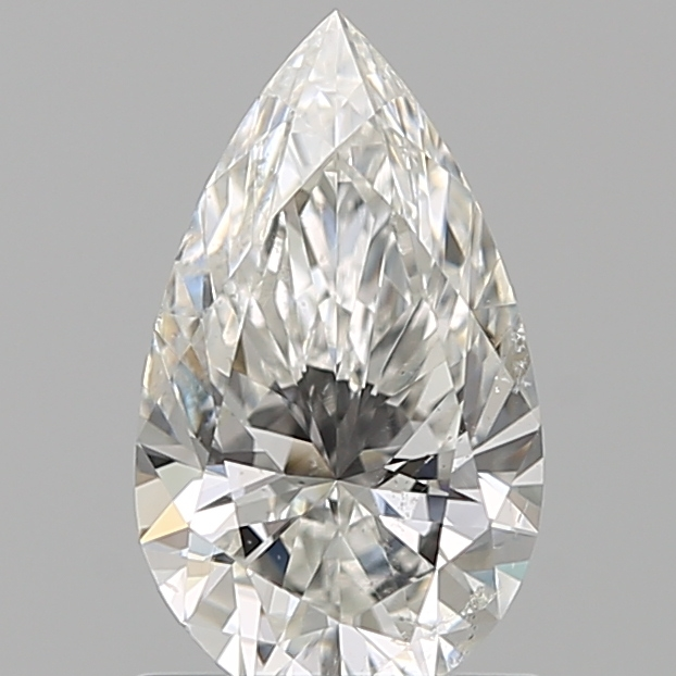 0.96 ct Pear Shape Diamond : G / SI1