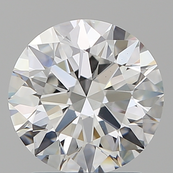 1.71 ct Round Diamond : E / VS2