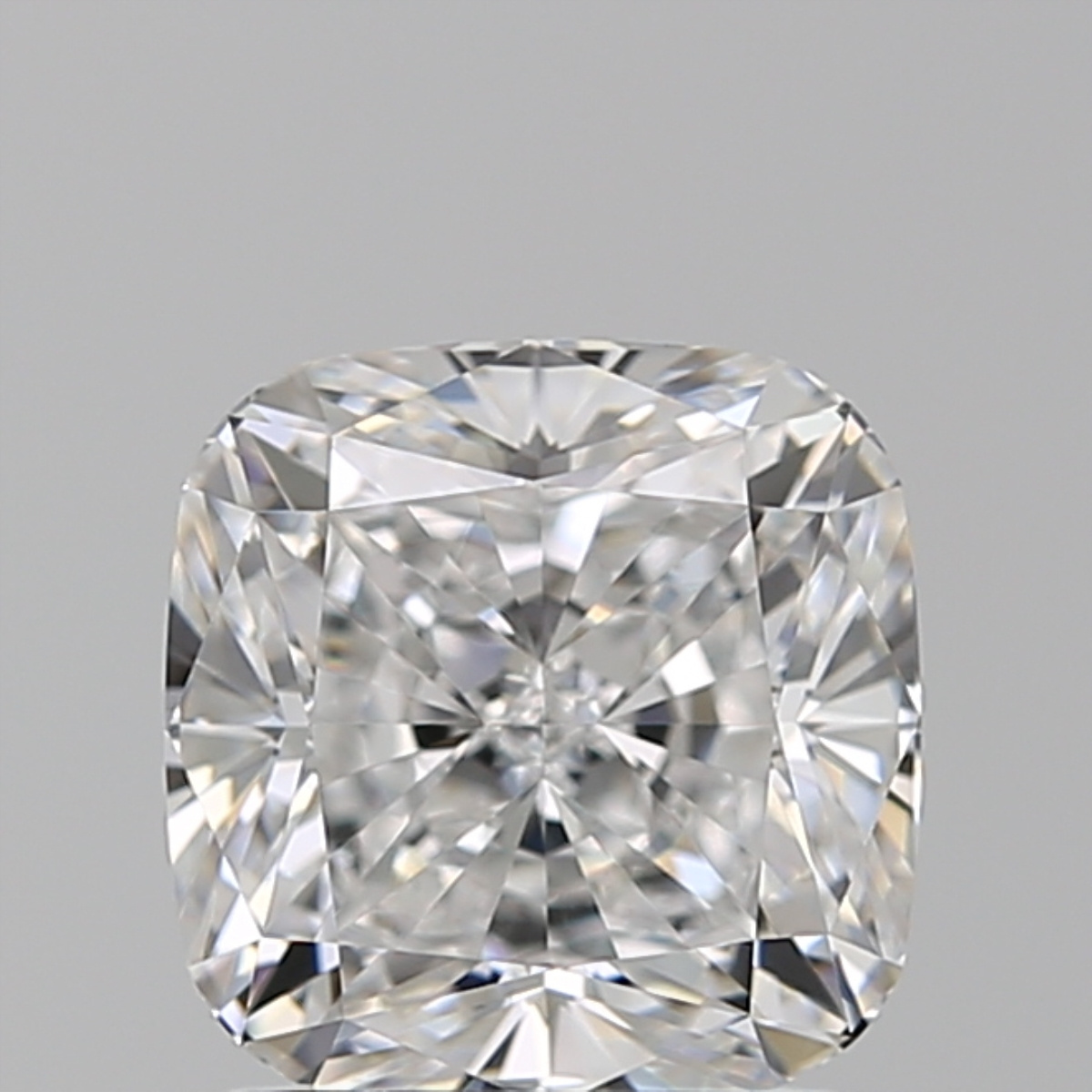 1.51 ct Cushion Cut Diamond : D / VS1