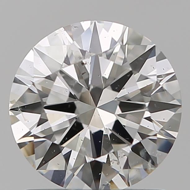 1.01 ct Round Diamond : F / SI2