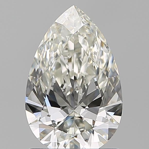 1.01 ct Pear Shape Diamond : I / VS1