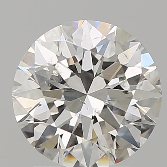 1.50 ct Round Diamond : G / SI2