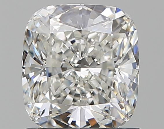 1.02 ct Cushion Cut Diamond : H / VS2