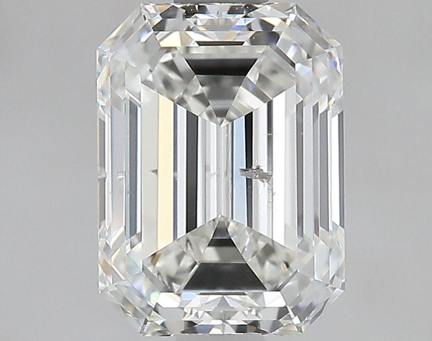 1.52 ct Emerald Cut Diamond : I / SI2