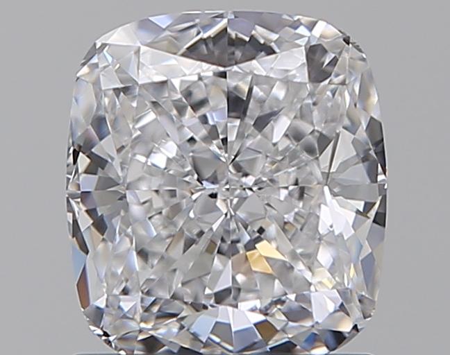 1.09 ct Cushion Cut Diamond : D / VVS2