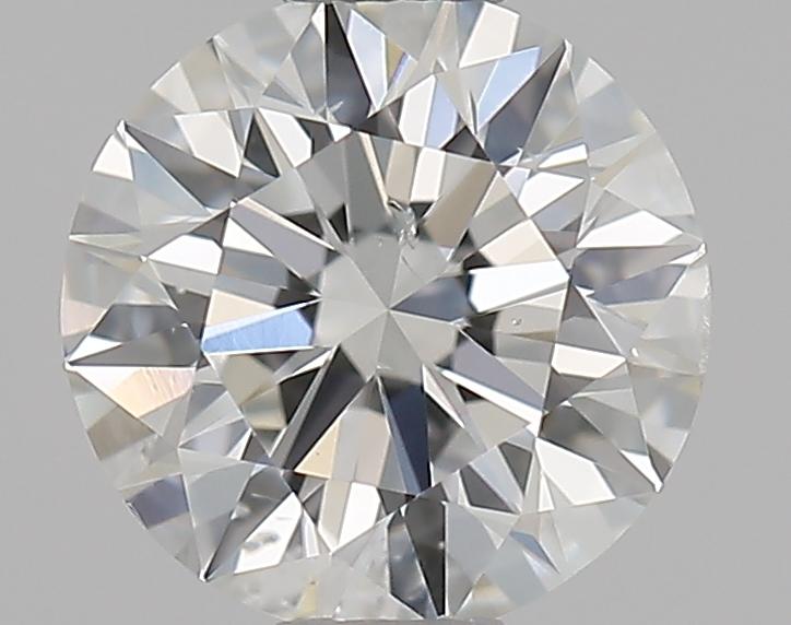 0.65 ct Round Diamond : G / SI2