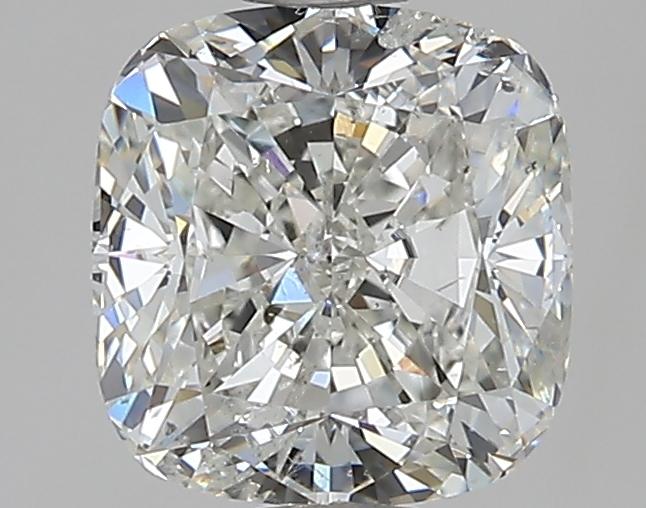 2.00 ct Cushion Cut Diamond : H / SI2