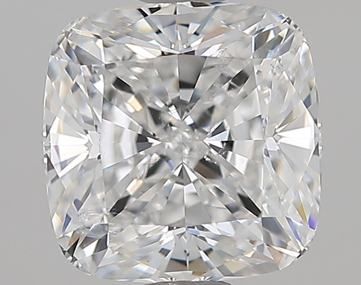 1.91 ct Cushion Cut Diamond : E / SI2
