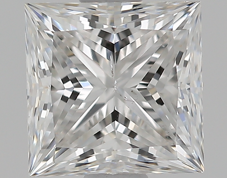 0.92 ct Princess Cut Diamond : F / SI1