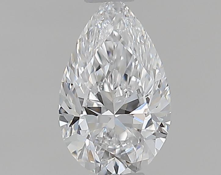 0.40 ct Pear Shape Diamond : D / VVS2