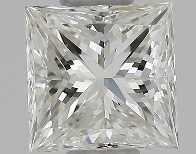 0.42 ct Princess Cut Diamond : J / VS1
