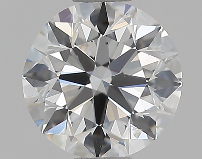 0.50 ct Round Diamond : E / SI1