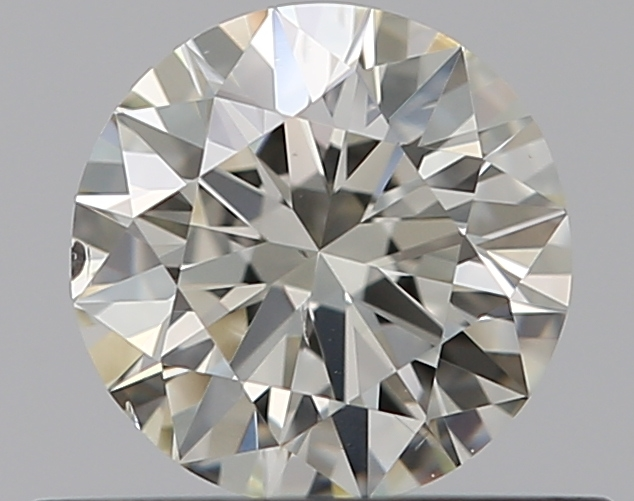 0.40 ct Round Diamond : K / SI1