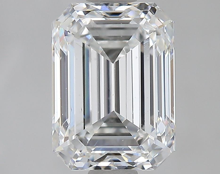 1.50 ct Emerald Cut Diamond : F / VS2