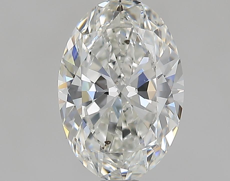 1.00 ct Oval Diamond : H / SI1