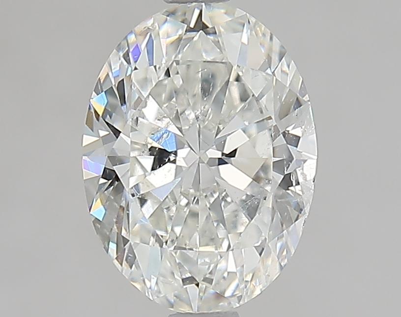 1.80 ct Oval Diamond : H / SI2