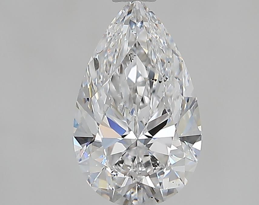 1.20 ct Pear Shape Diamond : D / SI2