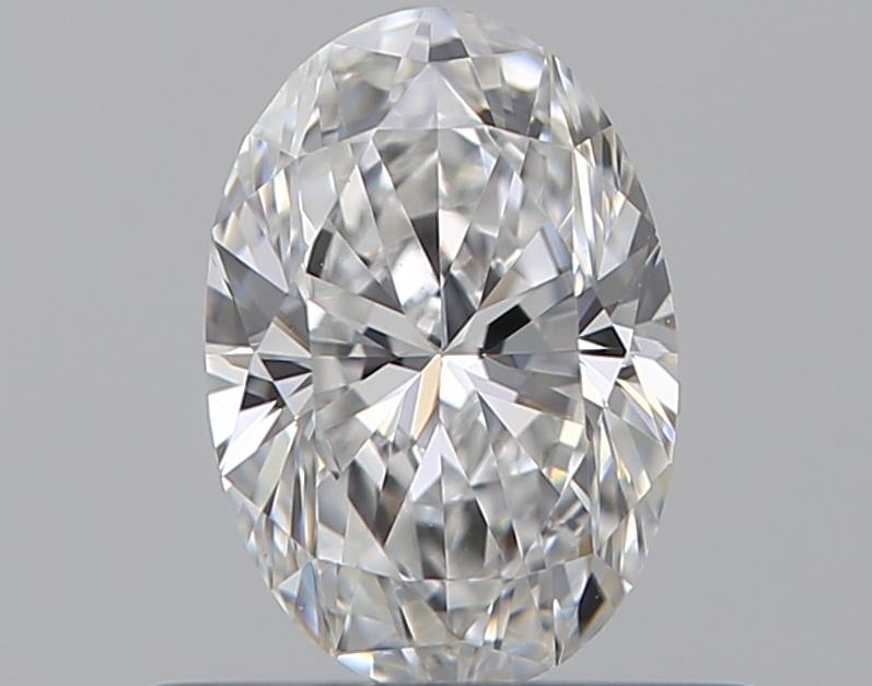 0.46 ct Oval Diamond : E / VVS2