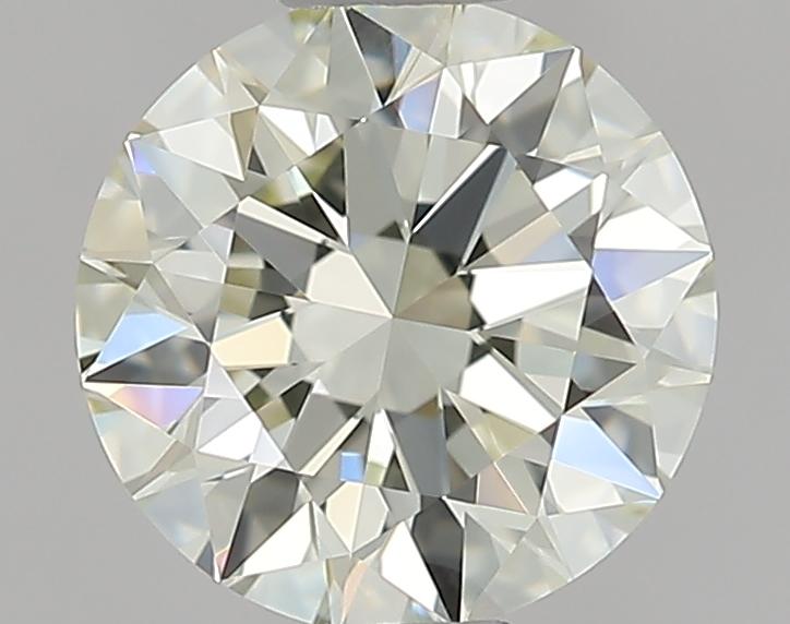 0.75 ct Round Diamond : M / VVS1