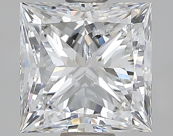1.51 ct Princess Cut Diamond : E / SI2